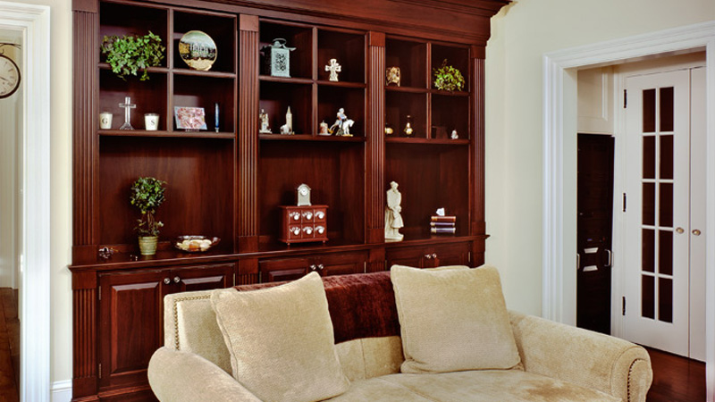 mouldings and millwork